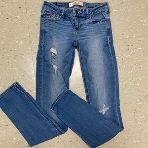 Hollister size 3 jeans